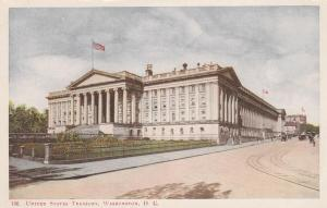United States Treasury Building - Washington, DC - UDB