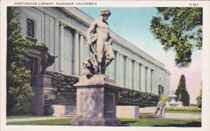 Huntington Library Pasadena California