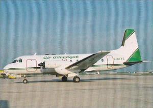 Air Atlantique BAE HS 748 105 1A G BEKG cn 1557