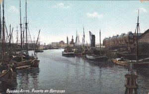 BUENOS AIRES , Argentina , 00-10s ; Puerto en Barracas