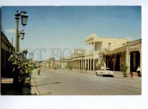 247300 CUBA CAMAGUEY avenida de la Libertad Old photo postcard