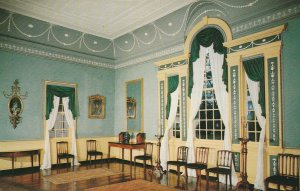 10595 The Banquet Hall at Mount Vernon, Virginia 1956
