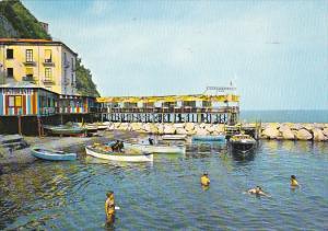 Italy Sorrento Ristorante Il Delfino Marina Grande