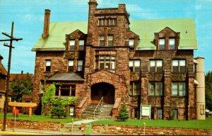 Michigan Hancock Old Main Suomi College