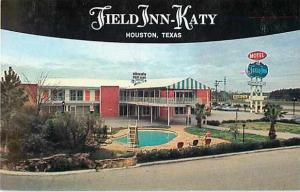 Field Inn-Katy Motor Hotel Houston Texas TX, 9821 Katy Road