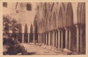 Italy Amalfi Cimitero Monumentale Del 1200