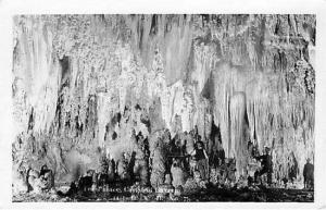 NM, Carlsbad Cavern, New Mexico, Kings Palace, RPPC