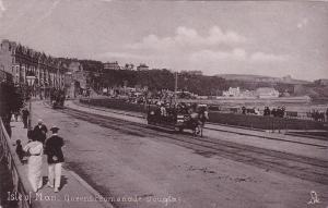 Isle of Man. Douglas , Queens Promenade , 1900-10s ; TUCK