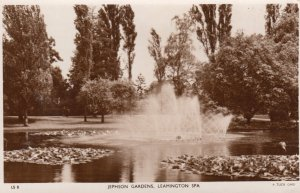 RP: LEAMINGTON SPA, UK, 1953 ; Jephson Gardens ; TUCK