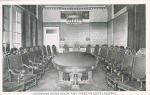 The Pan American Union Washington D C