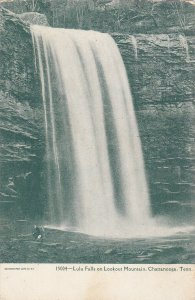 CHATTANOOGA, Tennessee, 1901-07 ; Lulu Falls , Lookout Mountain