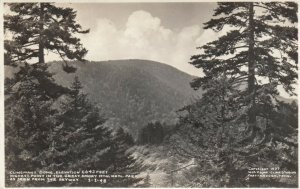 RP; CHATTANOOGA, Tennessee, 1937; Clingman's Dome