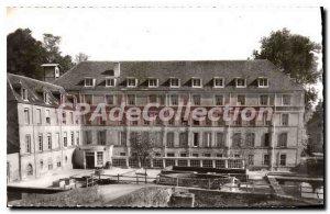 Old Postcard Evaux Les Bains Thermal establishment