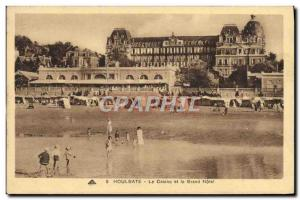 Old Postcard Houlgate Casino and Grand Hotel