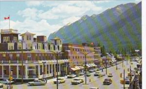 Canada Mount Royal Hotel Banff Alberta