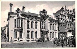 Maison Osterieth Antwerpen Belgium 1962