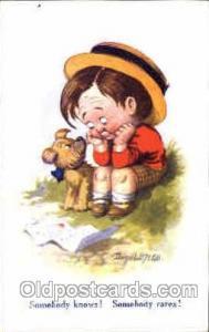 Donald McGill Postcard Post Card no. 7027 Donald McGill Postcard Post Card