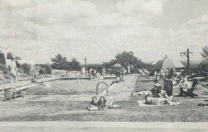 CRESCO , PENN., 1952 ; Pocono Mountain Inn , Swimming pool