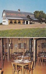 SAINT-JEAN PORT-JOLI , Quebec , Canada , 1986 ; La Roche a Veillon