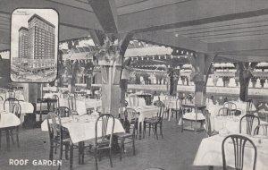 HOUSTON , Texas , 00-10s ; Rice Hotel , Roof Garden