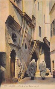 Rue De La Mer Rouge, Alger, Algeria, Africa, 1900-1910s