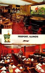 Illinois Freeport Holiday Inn