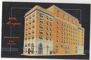 Hotel Morgan, Morgantown WV