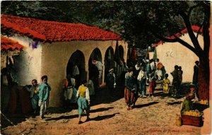 CPA AK Blida Djema de Sidi El Kebir ALGERIE (748731)