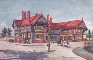 England Cheshire Port Sunlight Bridge Inn