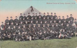 Medical Corps at Camp Sussex , N.B. , Canada , 00-10s