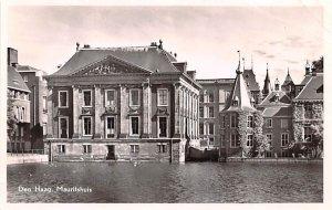 Mauritschuis Den Haag Holland Unused
