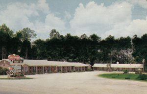 CLAXTON , Georgia , 1950-60s ; Rest Haven Motel