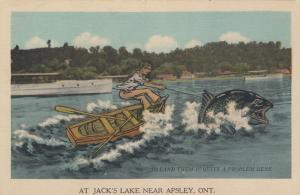 APSLEY , Ontario , Canada , 1930s ; Jack's Lake #2