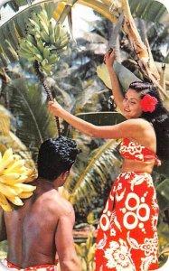 Gathering Fruit Tahiti Fiji Unused