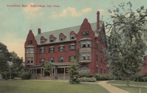 NORTHAMPTON , Massachusetts, 1908 ; Smith College , Tyler House