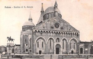 Padova Basilica di S Antonio Italy Unused