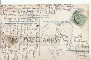 Genealogy Postcard - Mary Smith - Riccal House - Nunnington - Yorks - Ref 8967A