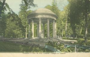 France, Versailles, Pare du Petit Trianon, Temple de l'Am...
