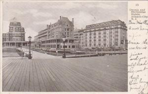New Jersey Atlantic City Dennis And Shelbourne 1909