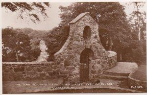 RP; LLANYSTUMDWY , Wales, 1920-30s ; Tomb of David Lloyd George