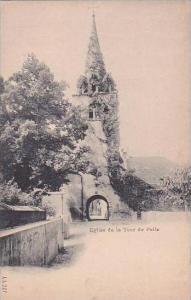 Switzerland Eglise de la Tour de Peilz