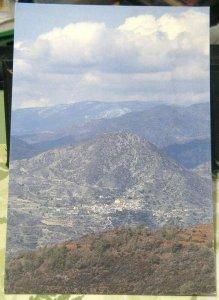Cyprus Arakapas Village View Troodos - unposted