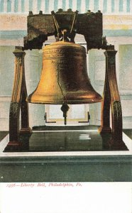 Postcard Liberty Bell Philadelphia Pennsylvania