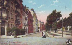 CPA Moselle Metz Boulevard Empereur Guillaume (p84506)