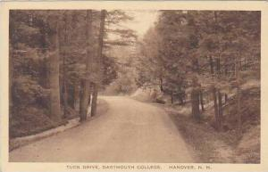 New Hampshire Hanover Tuck Drive Dartmouth College Albertype