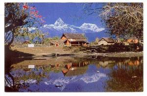 Nepal , 40-60s ; Fishtail & Fewa Lake