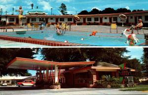 Florida Deland Dixie Motor Lodge and Restaurant