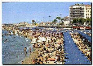 Modern Postcard Frejus Saint Raphael The Beach