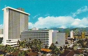 Hawaii Waikiki Princess Kaiulani Hotel