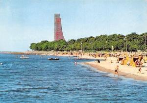 Kiel-Laboe Marine-Ehrenmal The Navy Memorial Tower Strand Beach Panorama